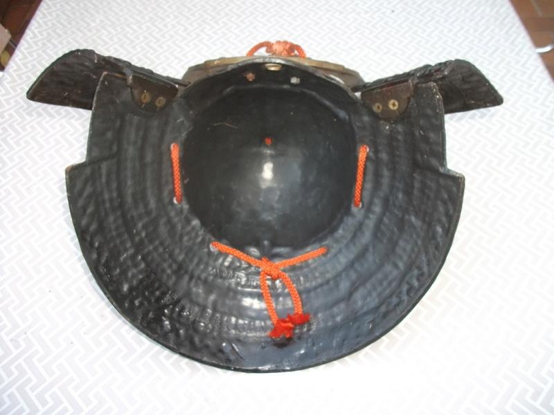 Reproduction Casque Samourai Broc_034