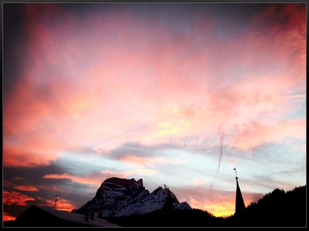 Crazy sunset pics - Italy on December 23 Sunset10