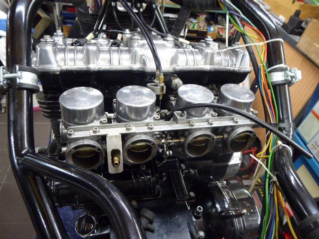 Réglage carburation P1050411