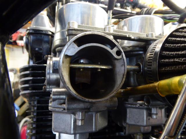 Réglage carburation P1050412