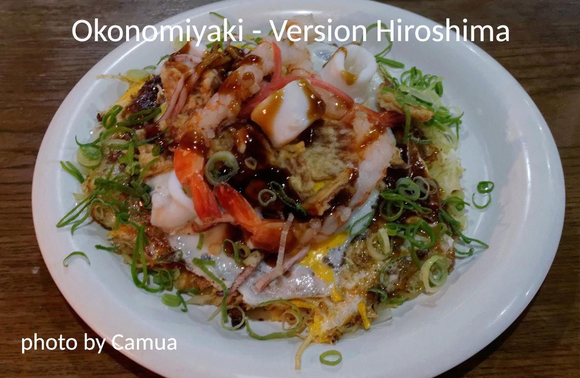 [Cuisine] Okonomiyaki Okonom13