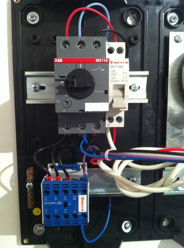 Cablage électrique coffret piscine Img_1212