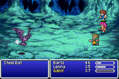 Review: Final Fantasy V (Gameboy Advance Retail) Ff311
