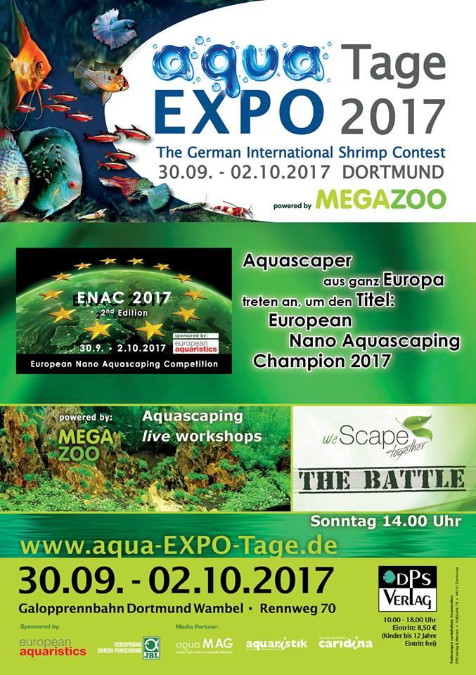 Aqua Expo Tage- DORTMUND (DE) - 30 sept au 02 oct 2017 Aqua_e10