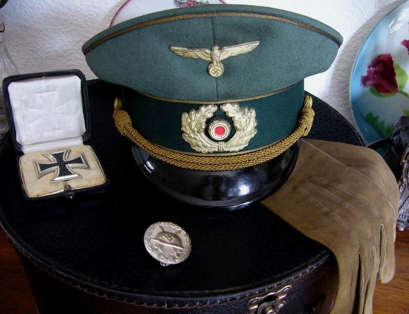 casquette général heer P1130410