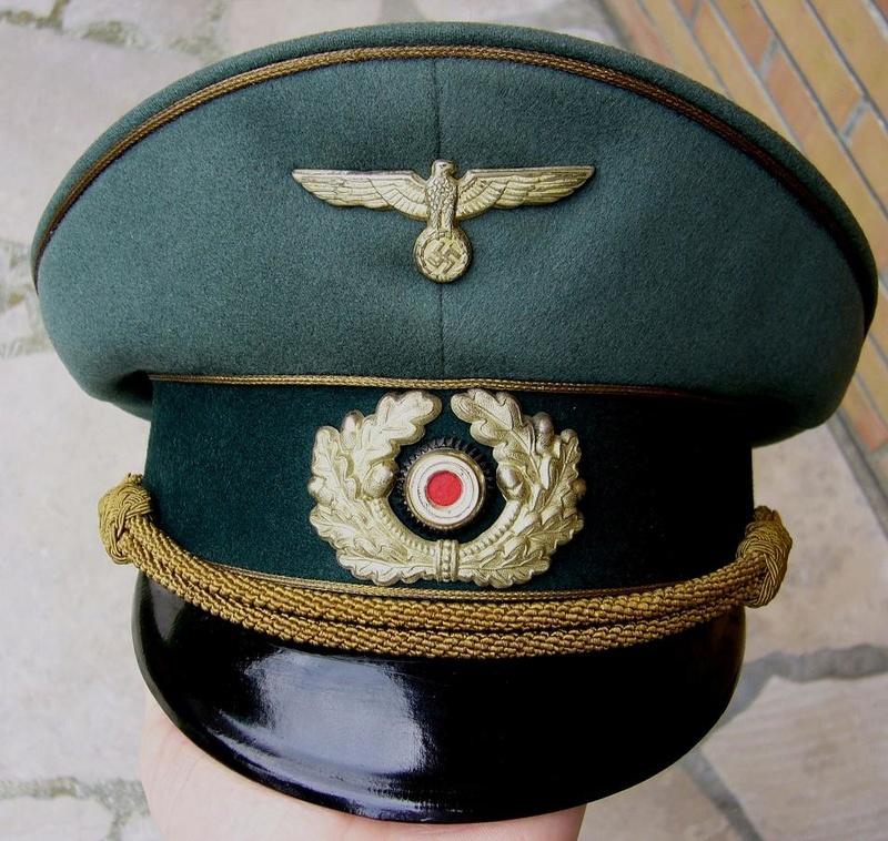 casquette général heer P1130411