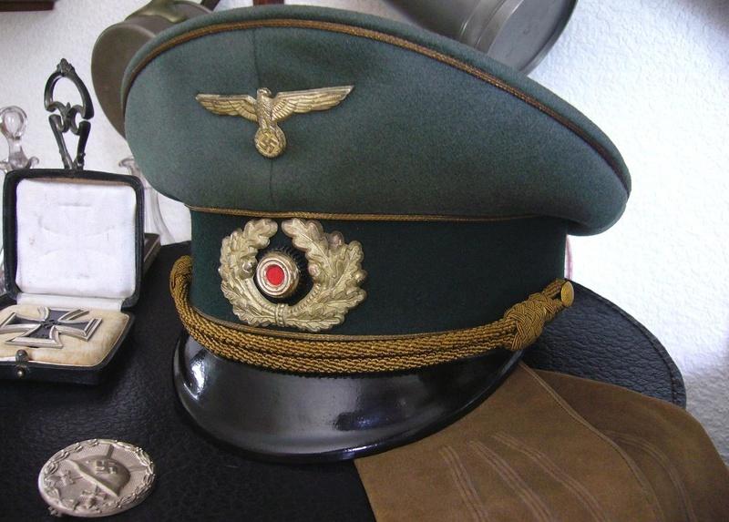 casquette général heer P1130416