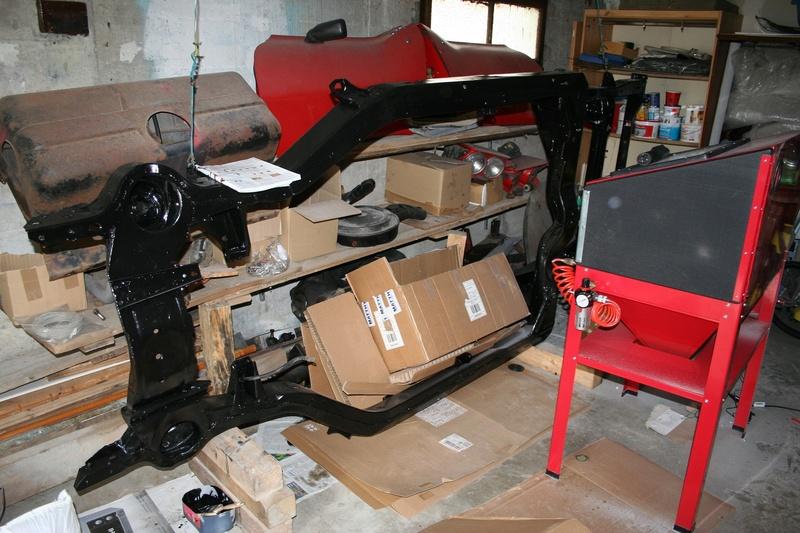 Corvette C3 76 en cours de restauration - Page 5 Img_6515