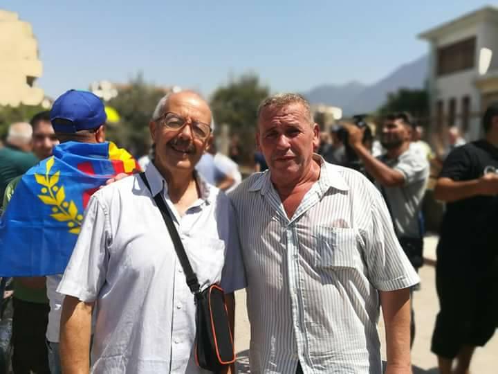 La marche du livre le samedi 29 juillet 2017 à Aokas dans la grande mobilisation 1299