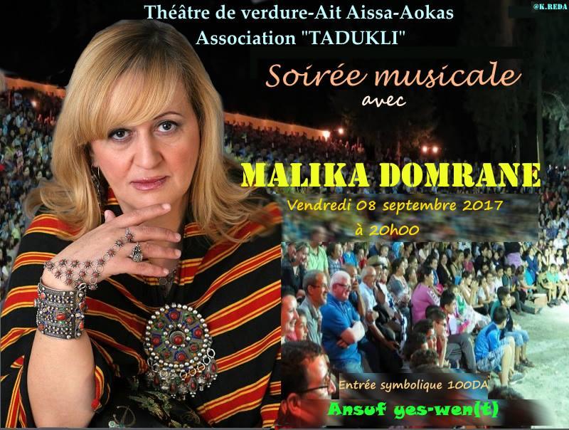 Malika Domrane à Ait Aissa, Aokas, le vendredi 08 septembre 2017  1792