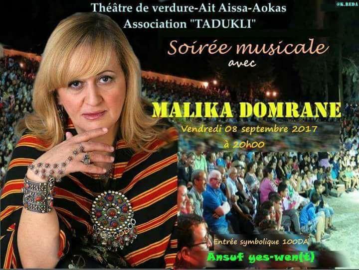 Malika Domrane à Ait Aissa, Aokas, le vendredi 08 septembre 2017  1795