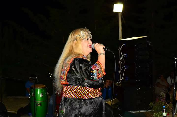 Malika Domrane à Ait Aissa, Aokas, le vendredi 08 septembre 2017  1800