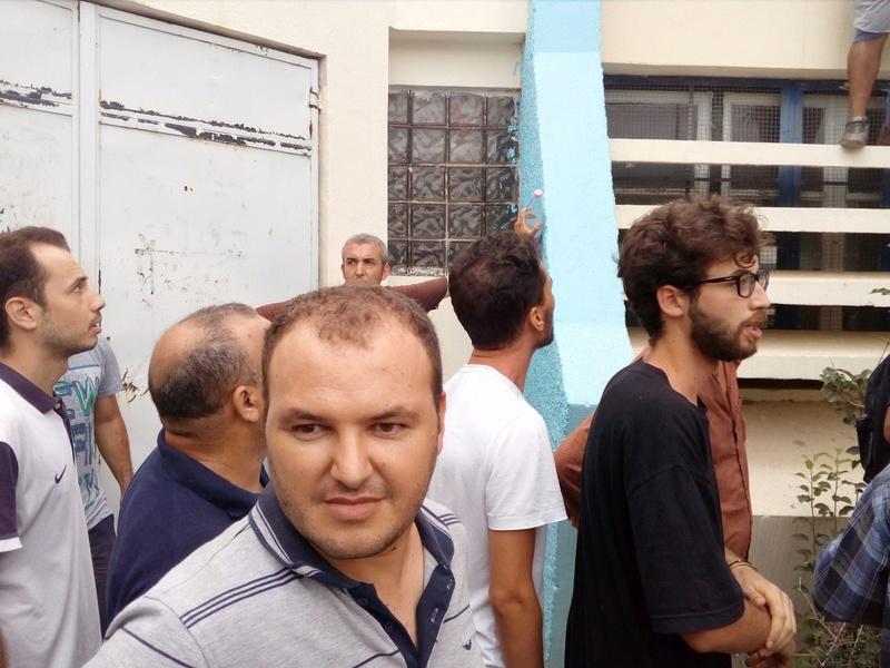 un dispositif de guerre pour interdire la conférence de Ramdane Achab le 22 juillet 2017 à Aokas 1810