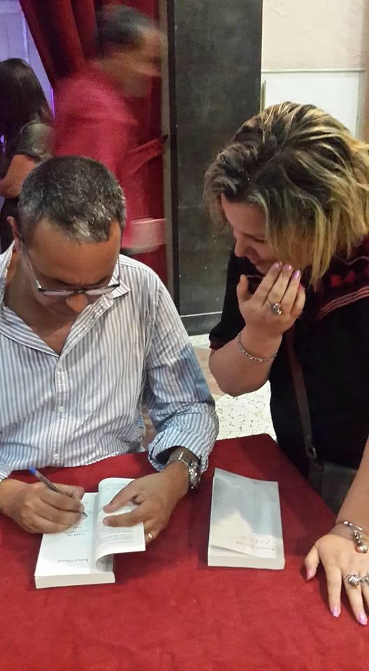 Kamel Daoud à Béjaia le mercredi 23 août 2017 - Page 2 1816
