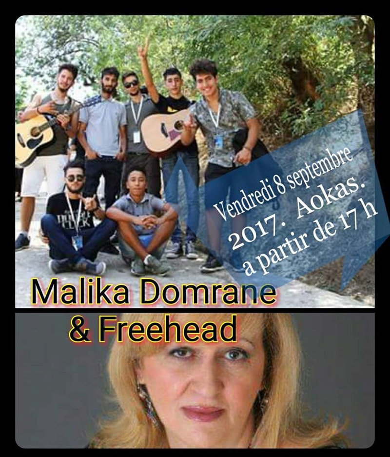 Malika Domrane à Ait Aissa, Aokas, le vendredi 08 septembre 2017  1876
