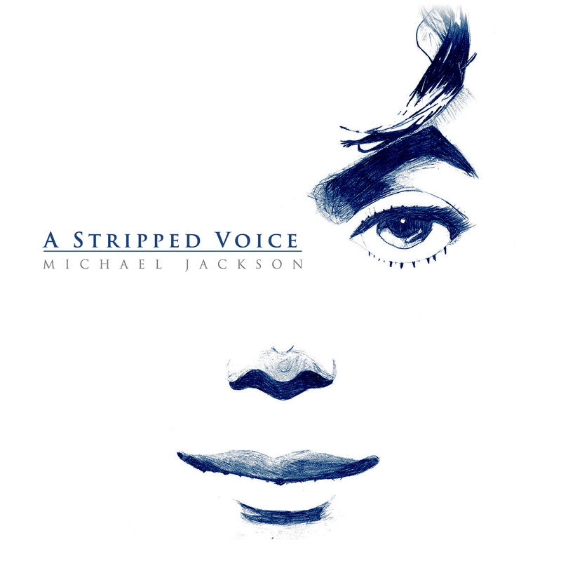 (CD) Michael Jackson Stripped Voice Front10