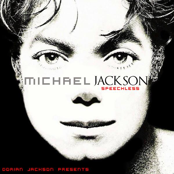 Michael Jackson Speechless Single (By Dorian) Speech10