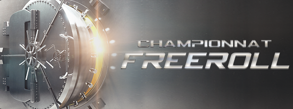 Championnat Freeroll Winamax! (Mot de passe) Free10