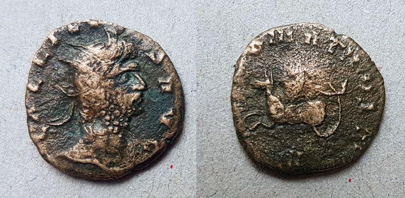 Gallien les monnaies de Scram  - Page 2 Gallie10