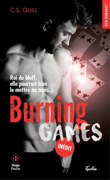 Burning Games de C.S. Quill Burnin10