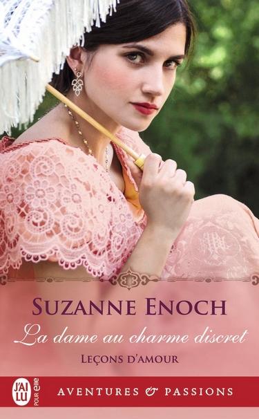 Leçons d'amour - Tome 2 : La Femme au Charme Discret de Suzanne Enoch Lecons10