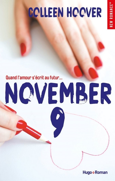November Nine - Colleen Hoover Novemb10