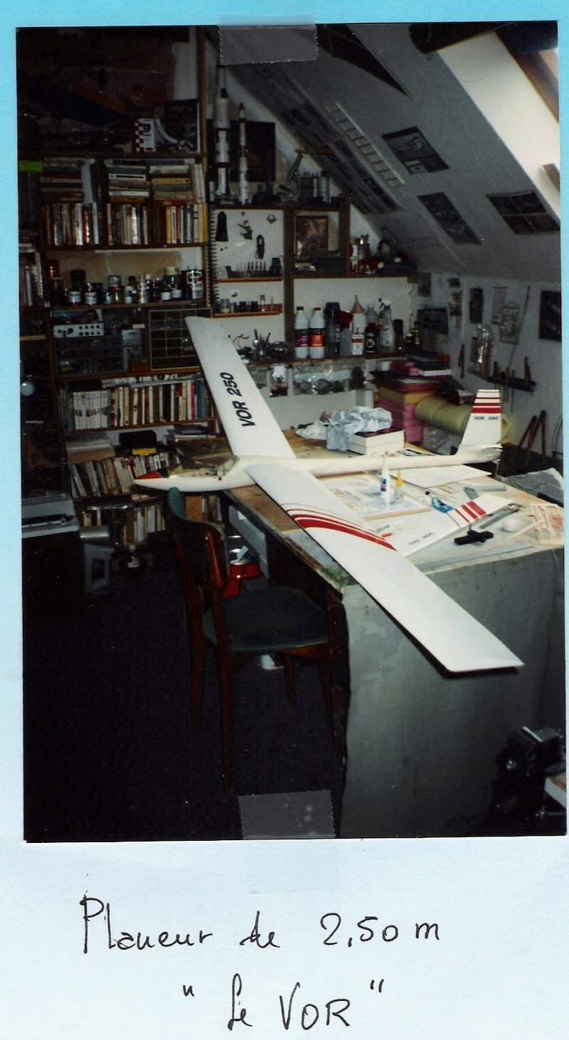 Avions et planeurs Vintages  599-110