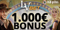 LV BET Casino and Mobile 30 Free Spins no deposit bonus no deposit bonus