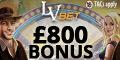 LV BET Casino 30 Casino Spins no deposit bonus