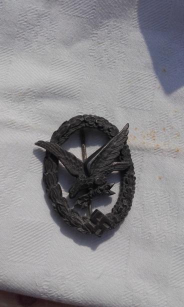 Insigne luft badge 20180751
