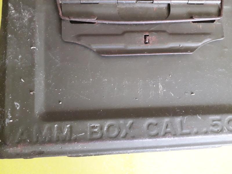 Caisse calibre 50 20190611