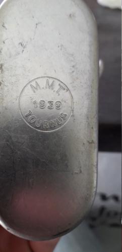 Un quart gravè France 1940 20201148