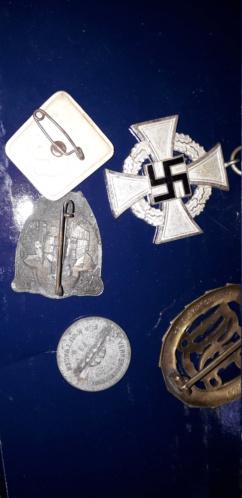 Enfin des trouvailles....dont porcelaine allemande de 14 20210412