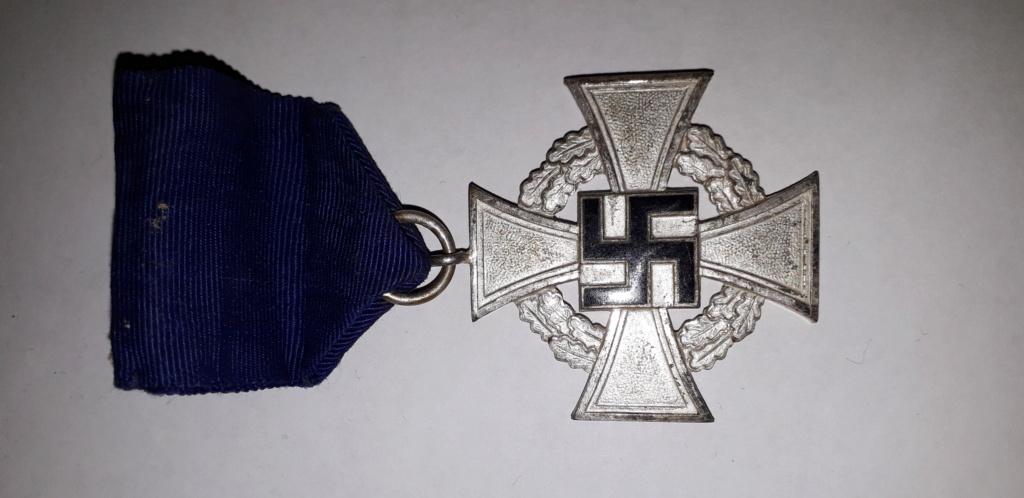 Authentification medaille allemande. 20210512