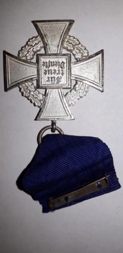 Authentification medaille allemande. 20210513