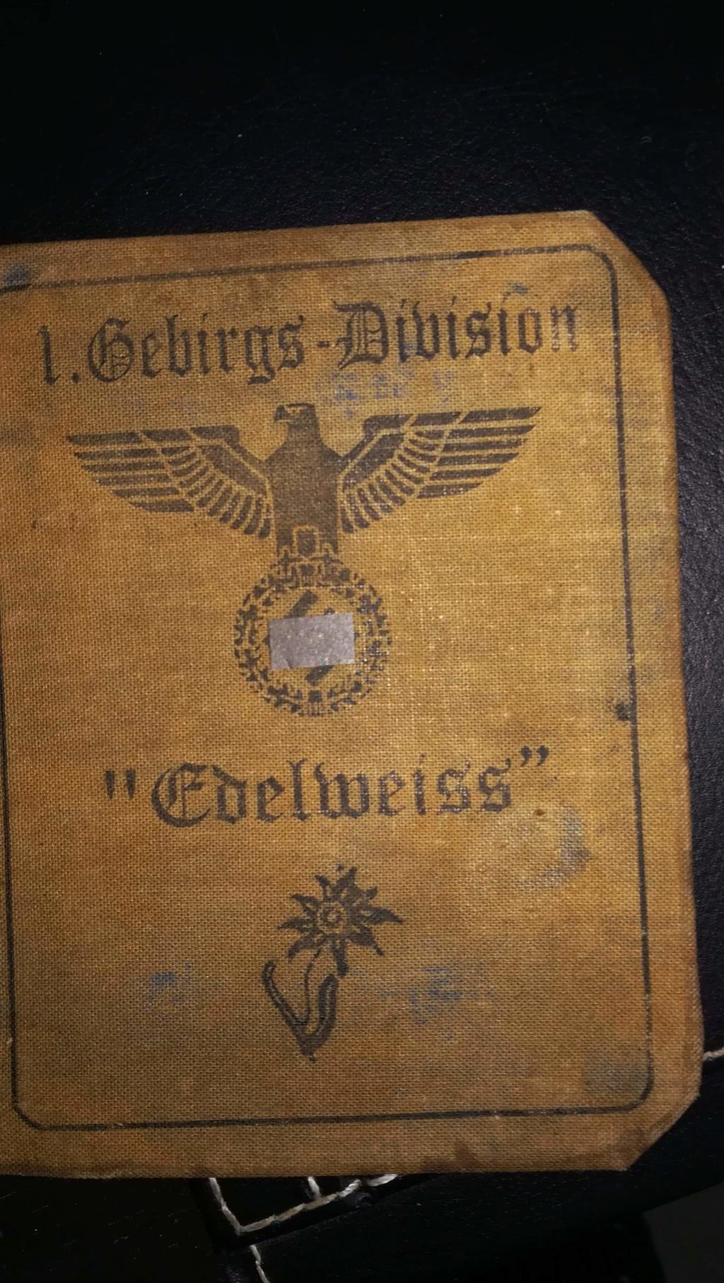 Document allemand ww2? Receiv48