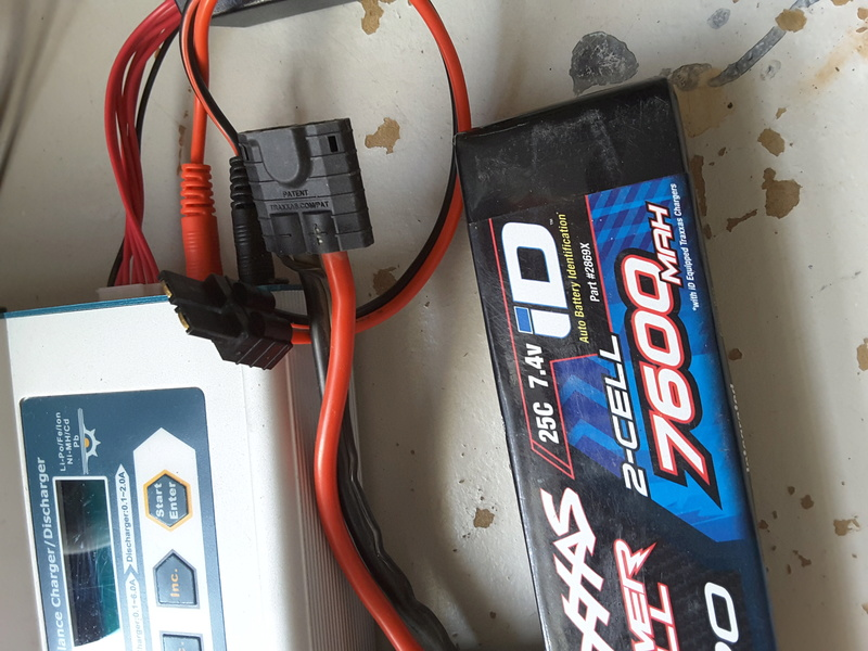 Cordon de charge Traxxas & Compatibilité nouvelle et ancienne prise Traxxas Photo_11