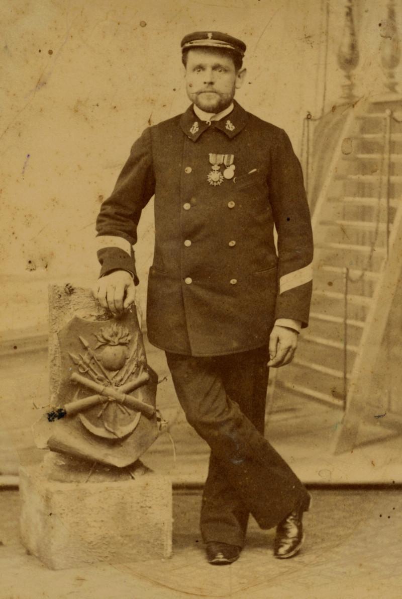 Mission Cap Horn 1892 1892 1-1-1-10