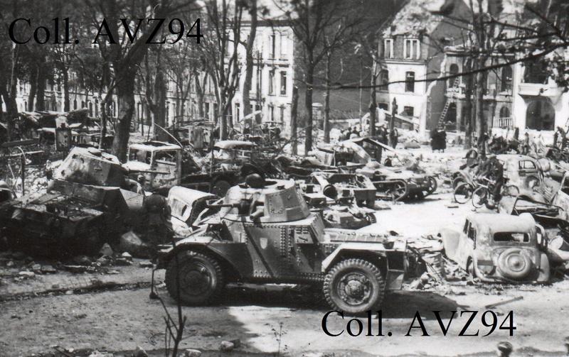 Véhicules divers abandonnés en Mai/Juin 1940 – vos photos - Page 7 2017-024