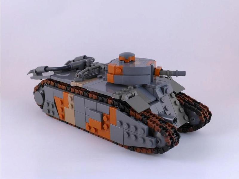 Surprenant : Lego et France 1940 ! Lego-b10