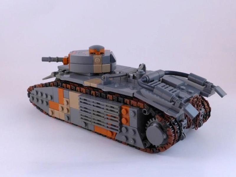 Surprenant : Lego et France 1940 ! Lego-b11