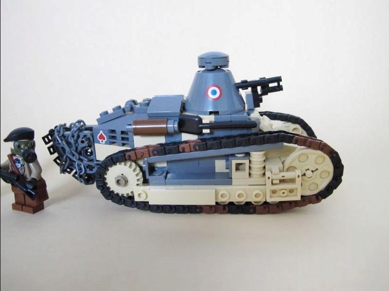 Surprenant : Lego et France 1940 ! Lego-f10