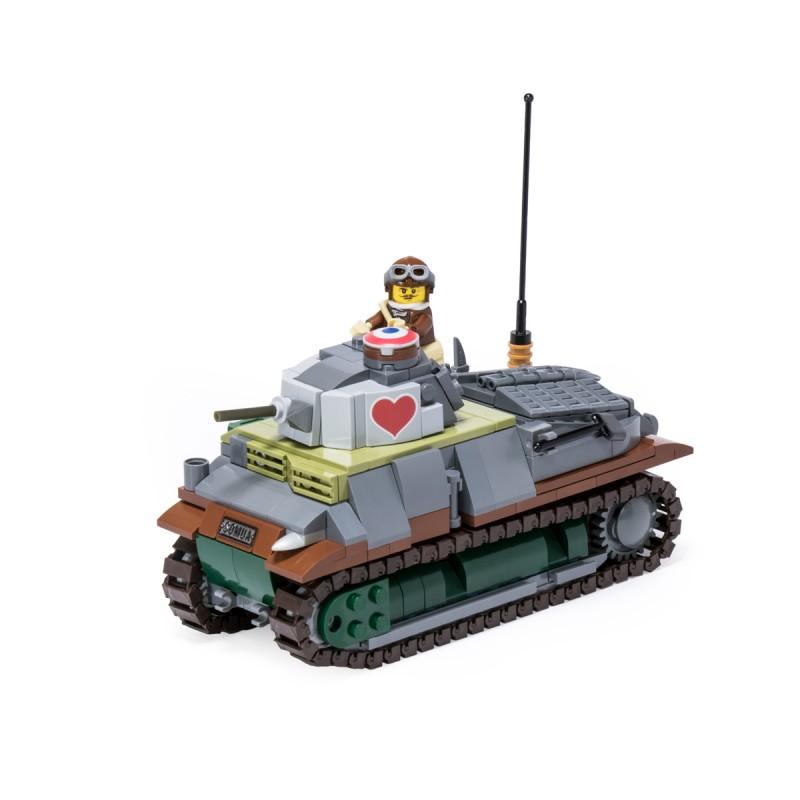 Surprenant : Lego et France 1940 ! Lego-s10