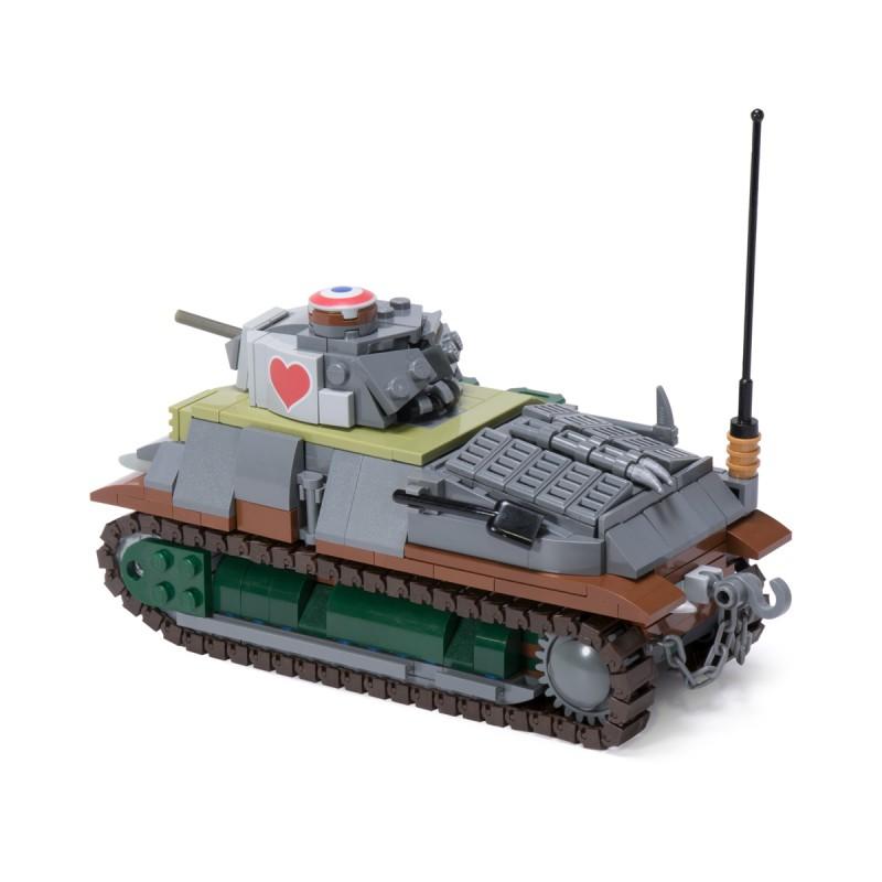 Surprenant : Lego et France 1940 ! Lego-s11