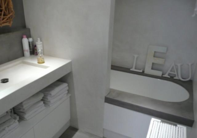 Carrelage salle de bain et meuble Captur44