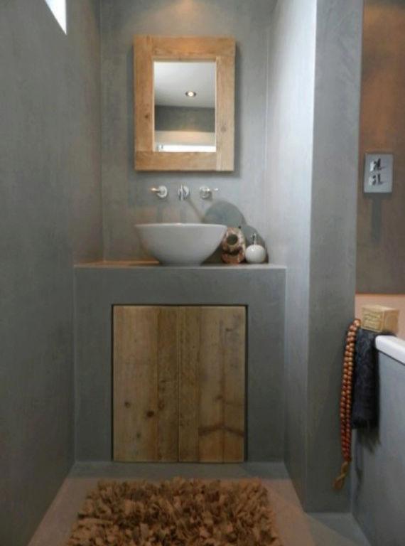 Carrelage salle de bain et meuble Captur53