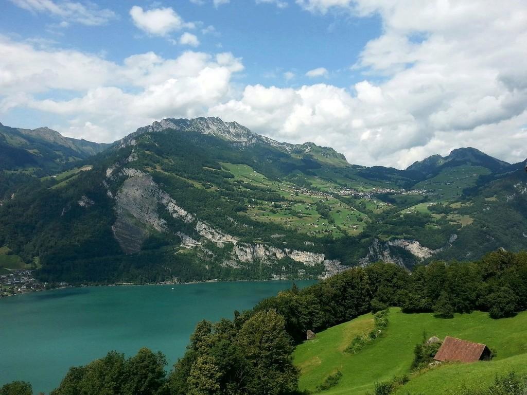 Lago svizzero Lago11