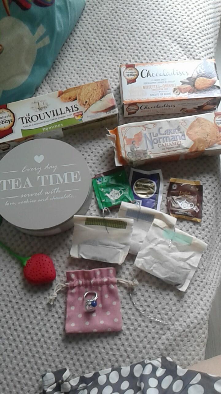 photos Défi swap : Box dégustation de thés...made in bouteille! [6/6 photos postées] 20170611