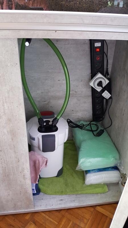 Aquatlantis fusion 420 litres  0313