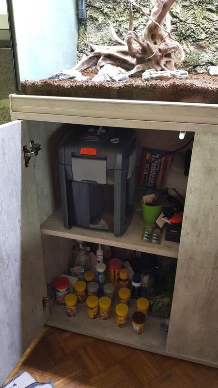 Aquatlantis fusion 420 litres  0412